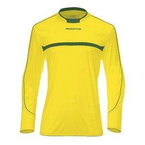 Masita keepershirt lm brasil (neon geel)