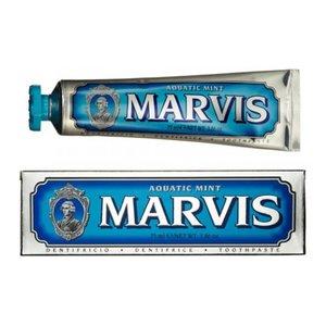 Marvis Tandpasta Aquatic mint