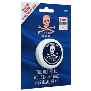The Bluebeards Revenge Moustache Wax Classic Blend 20 ml
