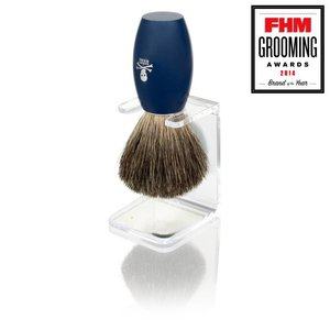The Bluebeards Revenge Privateer Badger Brush & Dripstand