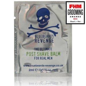 The Bluebeards Revenge Post Shave Balm Sample Sachet 2ml