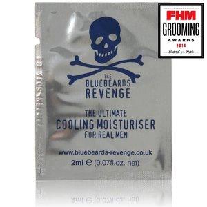 The Bluebeards Revenge Cooling Moisturiser Sample Satcet 2ml