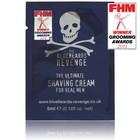 The Bluebeards Revenge Shaving Cream Sample Sachel 5ml