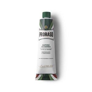 ProRaso Proraso Green Shaving Cream In a Tube 150ml