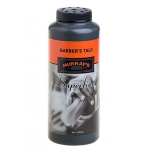 Murray's Superior Products Co. Barber's Talc