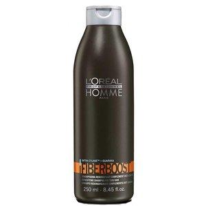 L'Oréal LP Homme Fiberboost Shampoo 250ml