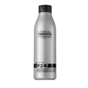 L'Oréal LP Homme Grey Shampoo 250ml