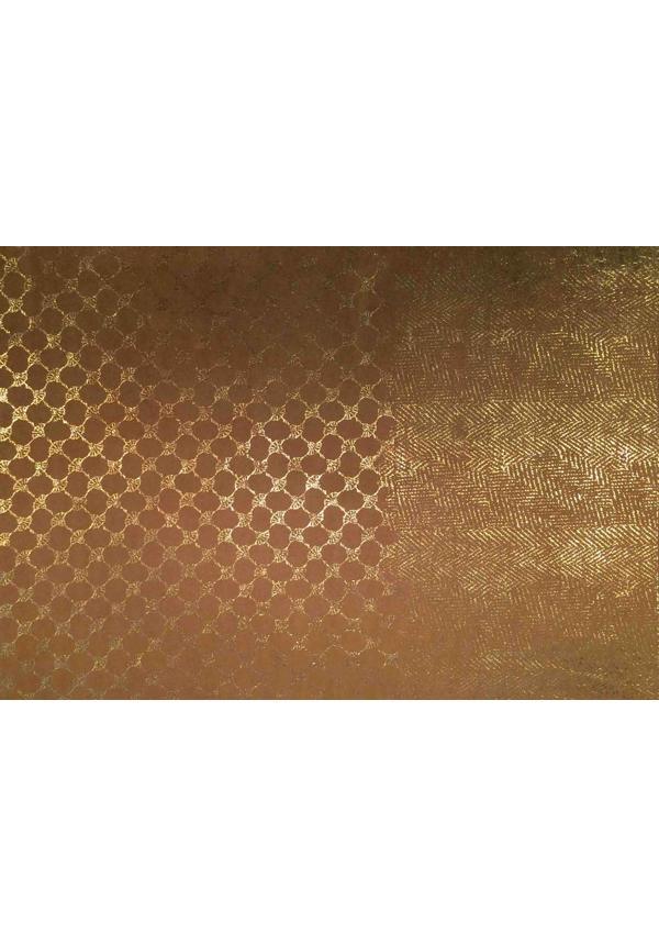Placemat Modern Pattern Natural / Gold