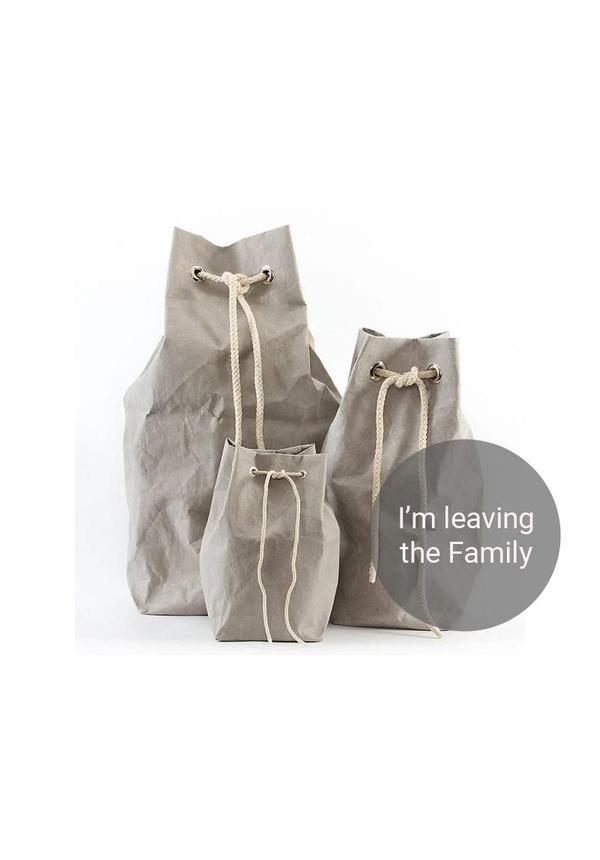 Vela Bag Gray