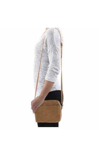 UASHMAMA® Nanni Camel Bag