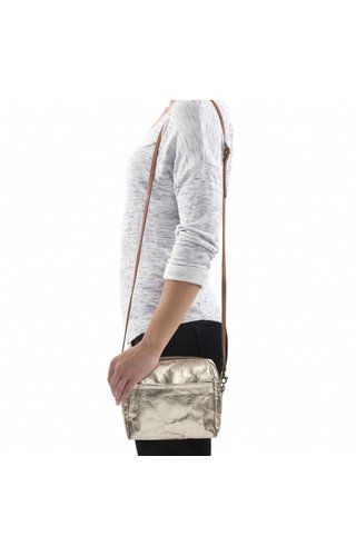 UASHMAMA® Nanni Bag Metallic