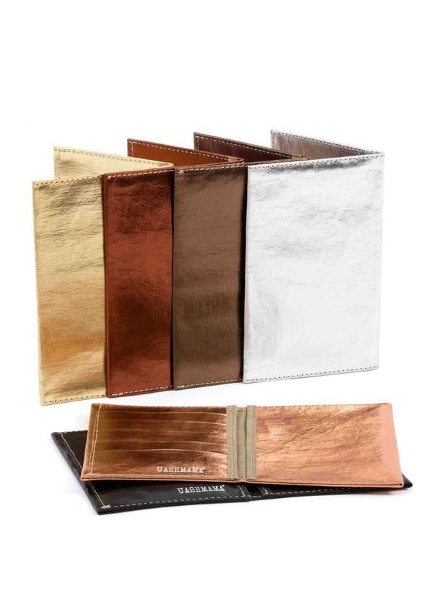 Wallet Original Metallic
