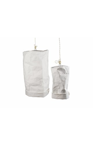 UASHMAMA® Hanging Lamp White