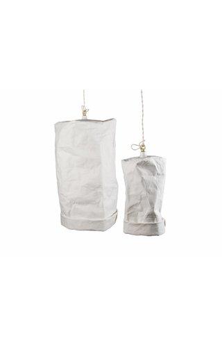 UASHMAMA® Lampe suspendue blanc