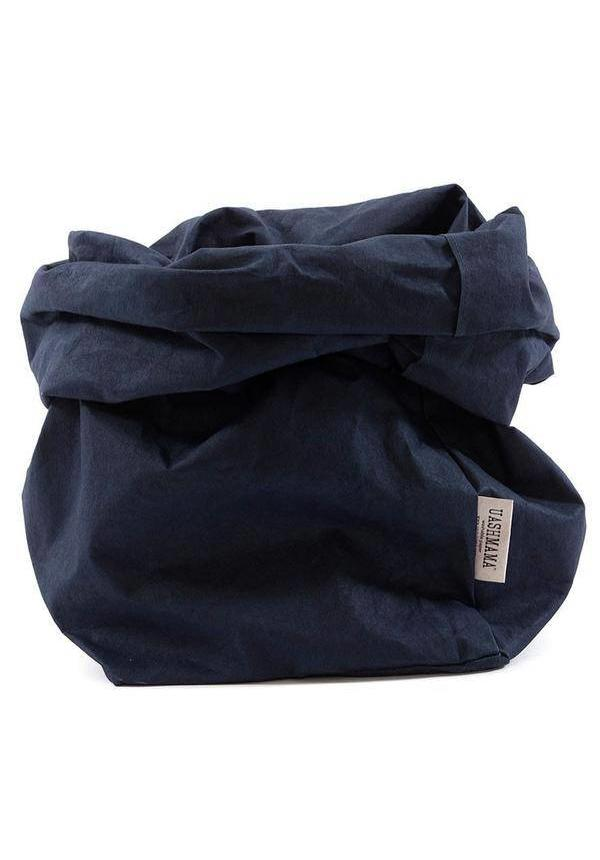 Paper Bag Dark Blue