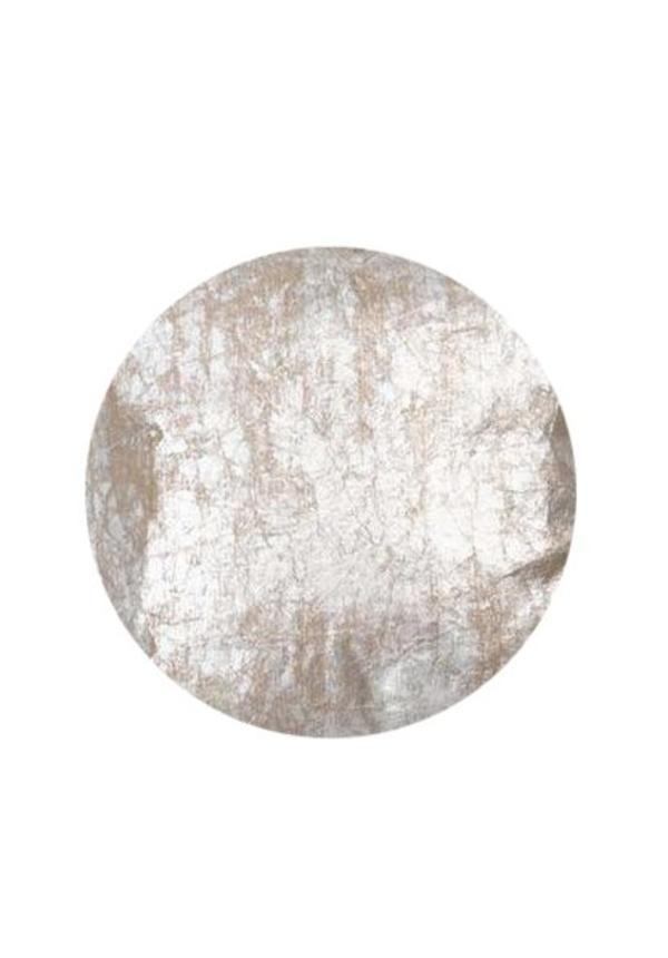Sac en papier Nuvola naturel / Argent