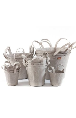 UASHMAMA® Paniere Grey