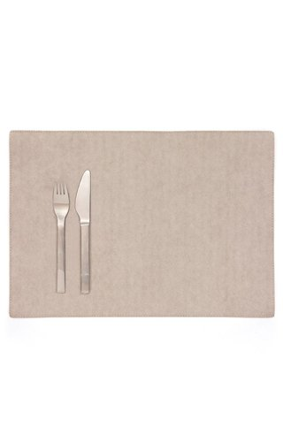 UASHMAMA® Placemat Grey