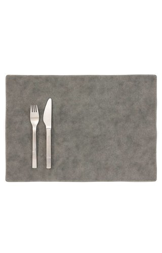 UASHMAMA® Placemat D. Grey