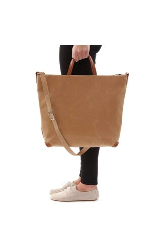 UASHMAMA® Alle Bag Naturel