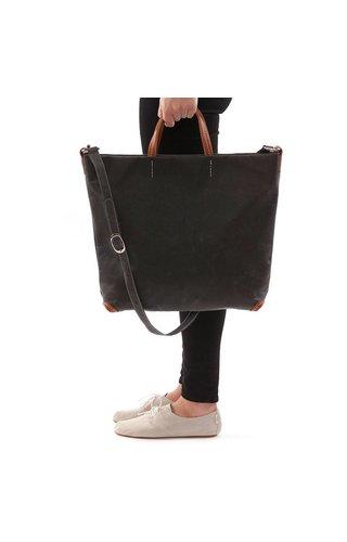UASHMAMA® Alle Bag Zwart