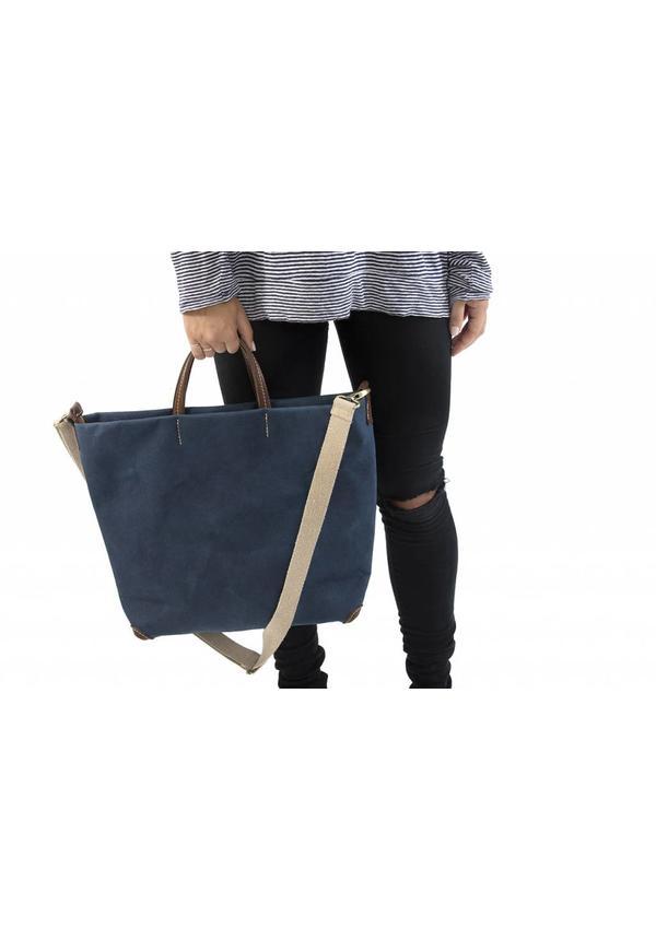 Alle Bag Donker Blauw
