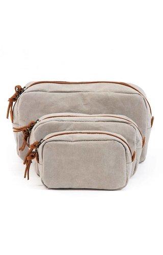 UASHMAMA® Beauty Case Grey