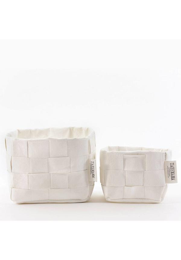 Paper Bag Intrecciato Large Basic