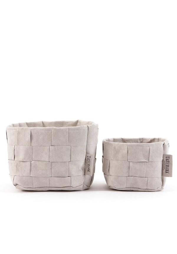 Paper Bag Intrecciato Small Basic