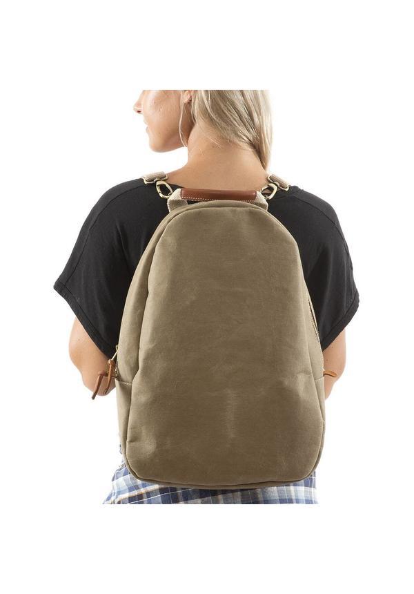 Memmo Backpack Olive