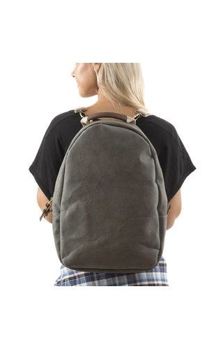 UASHMAMA® Memmo Backpack D. Grey