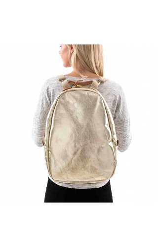 UASHMAMA® Memmo Backpack Platino