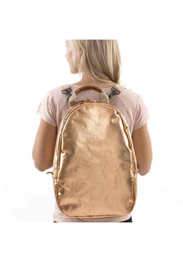 Memmo Backpack Gold
