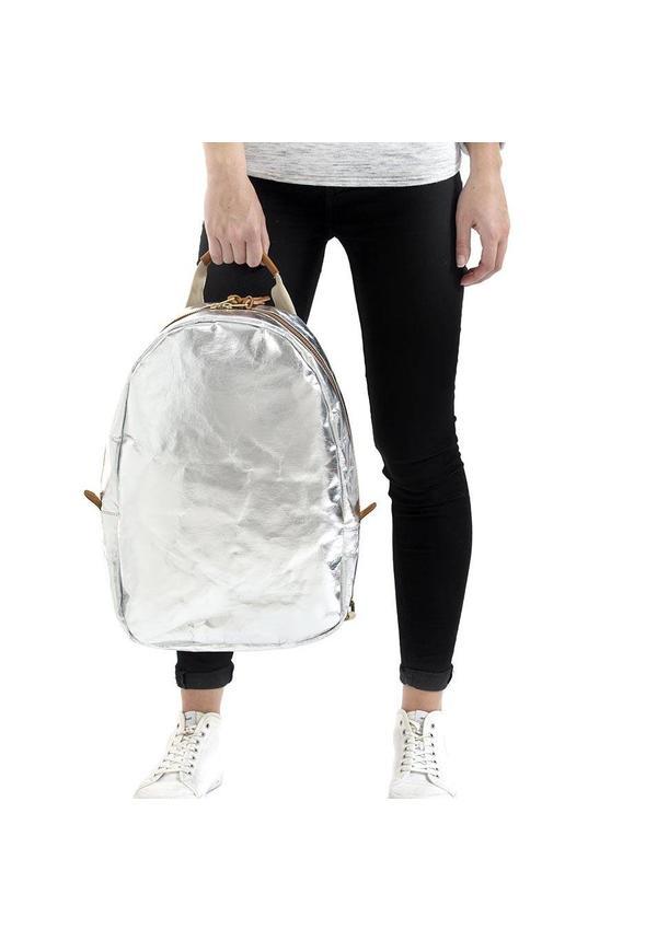 Memmo Backpack Silver