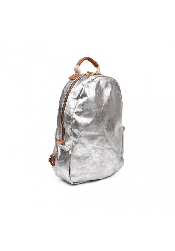 Memmo Backpack Nuvola Gray / Silver