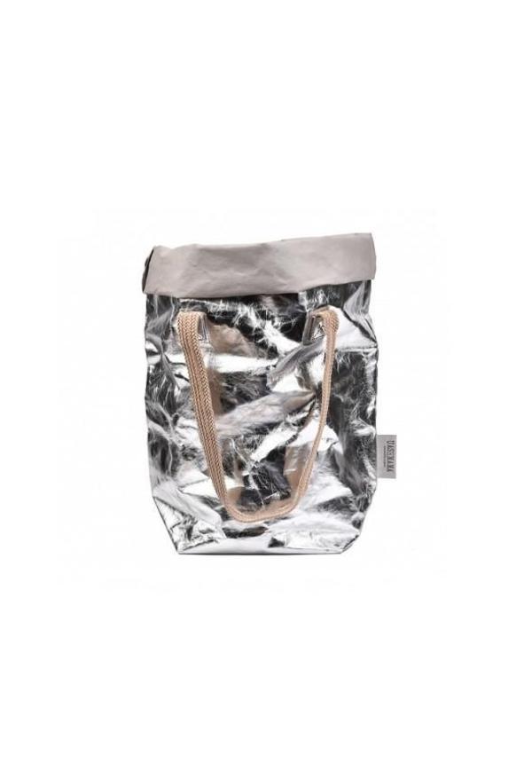 Carry Bag Two Metallic