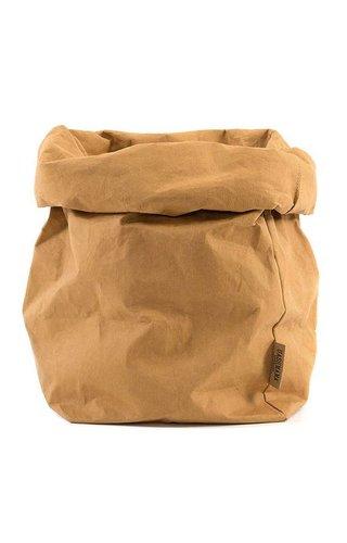 UASHMAMA® Paper Bag Camel