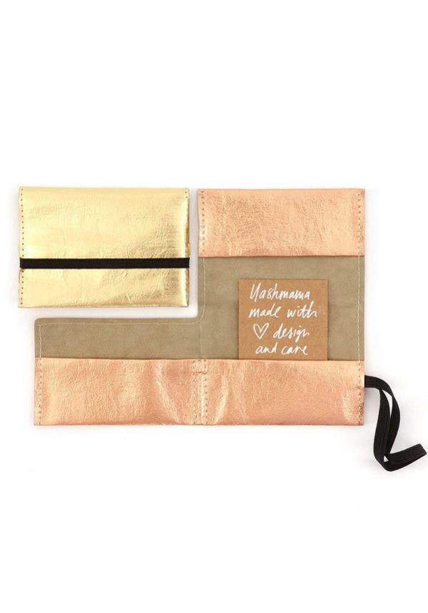 Card Holder Classic Metallic