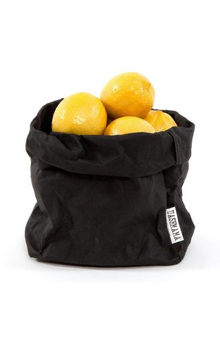 UASHMAMA® Paper Bag Black
