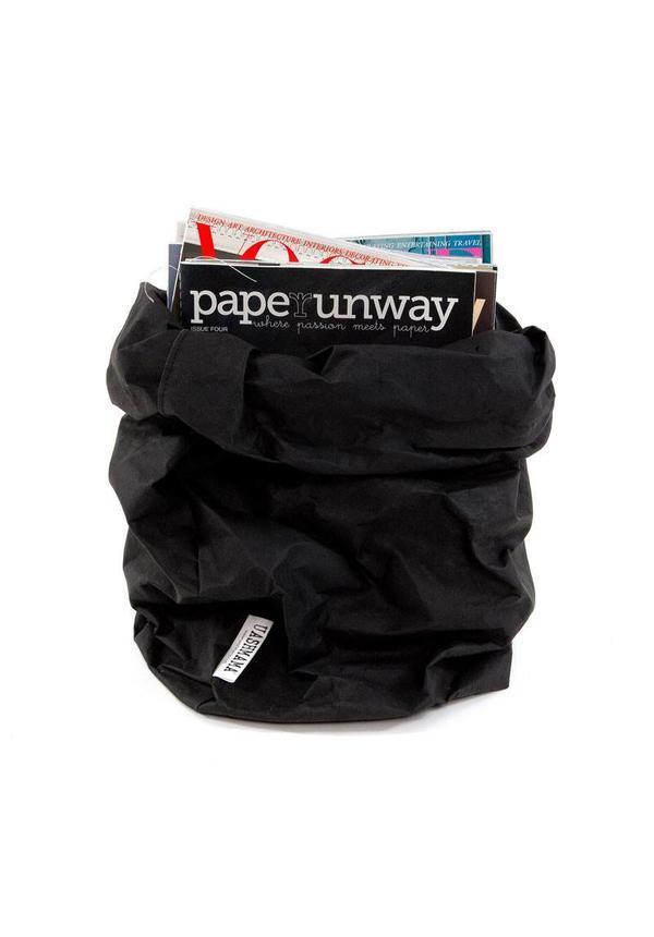 Paper Bag Black