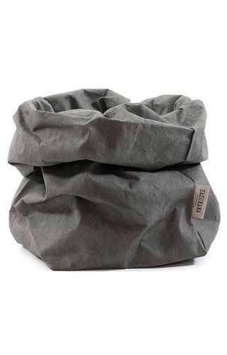 UASHMAMA® Paper Bag D. Grey