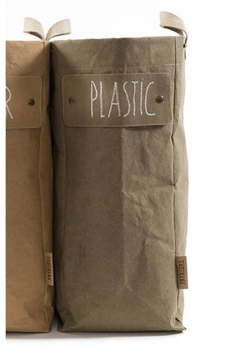 UASHMAMA® Laundry Bag Olive