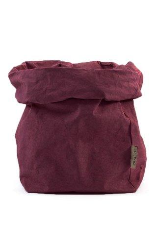 UASHMAMA® Paper Bag Vinaccia
