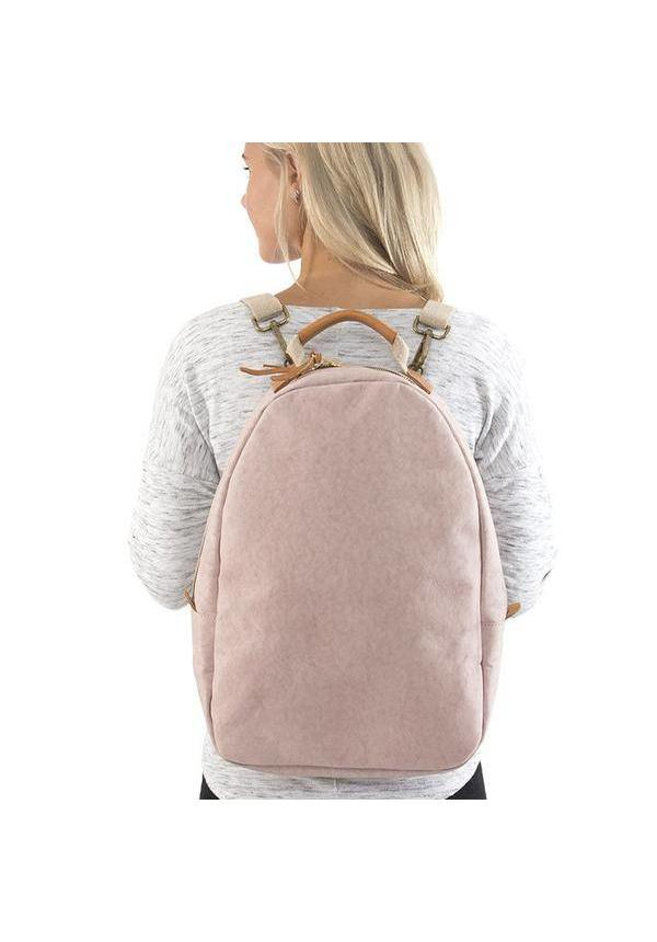 Memmo Backpack Quarzo Rosa