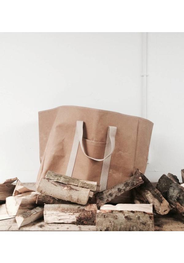Wood Bag Natural