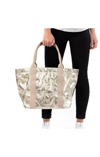 UASHMAMA® Giulia Bag Platino