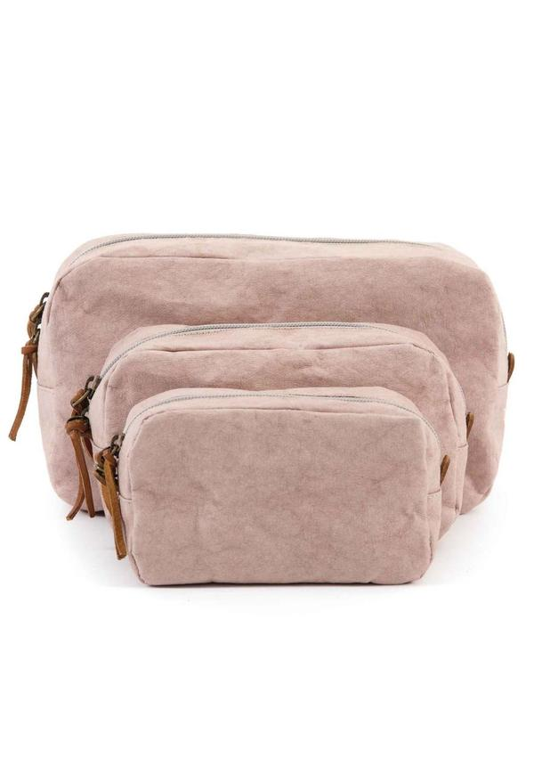 Beauty Case Quarzo Rosa