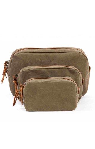 UASHMAMA® Beauty Case Olive