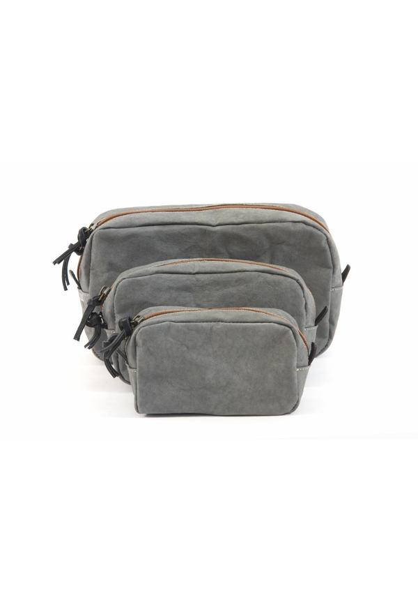 Beauty Case Dark Grey