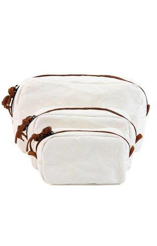 UASHMAMA® Beauty Case blanc